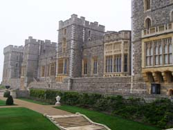 Windsor Castle - England