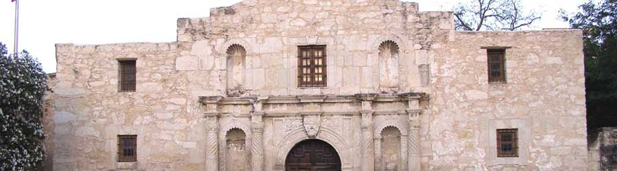 The Alamo - Texas Historic Site