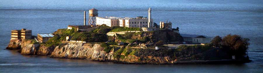 Alcatraz - California Historic Site