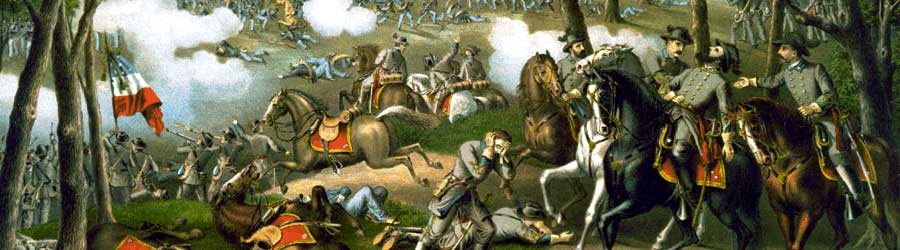 Battle of Chancellorsville - Virginia Historic Site