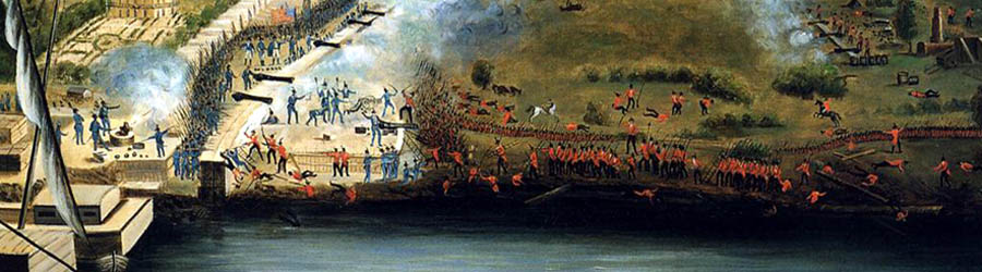 Battle of New Orleans - Louisiana Historic Site