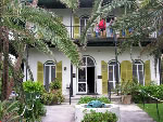 Hemingwyay's Home in Key West