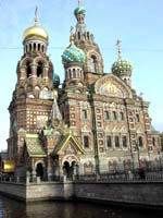 Russia - Church of the Bleeding Heart in St. Petersburg