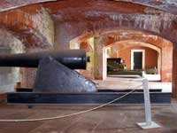 Fort Delaware Cannons