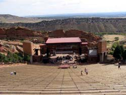 Denver - Red Rocks Amphetheatre