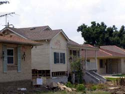 New Orleans - Katrina Damage