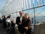 New York City - Top of Empire State Building