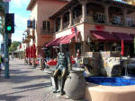 Palm Springs - Sonny Bono Fountain