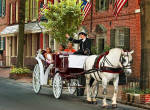 Philadelphia - Society Hill Carriage Ride
