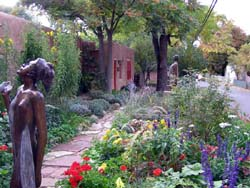 Santa Fe Canyon Road Galleries