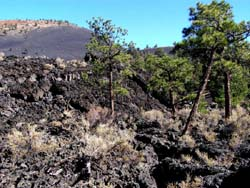 Sunset Crater Lava Flow