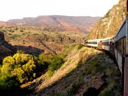 Sedona Verde Canyon Railroad