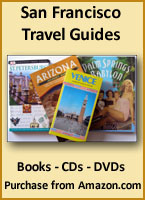 San Francisco Travel Guides - Books and DVDs